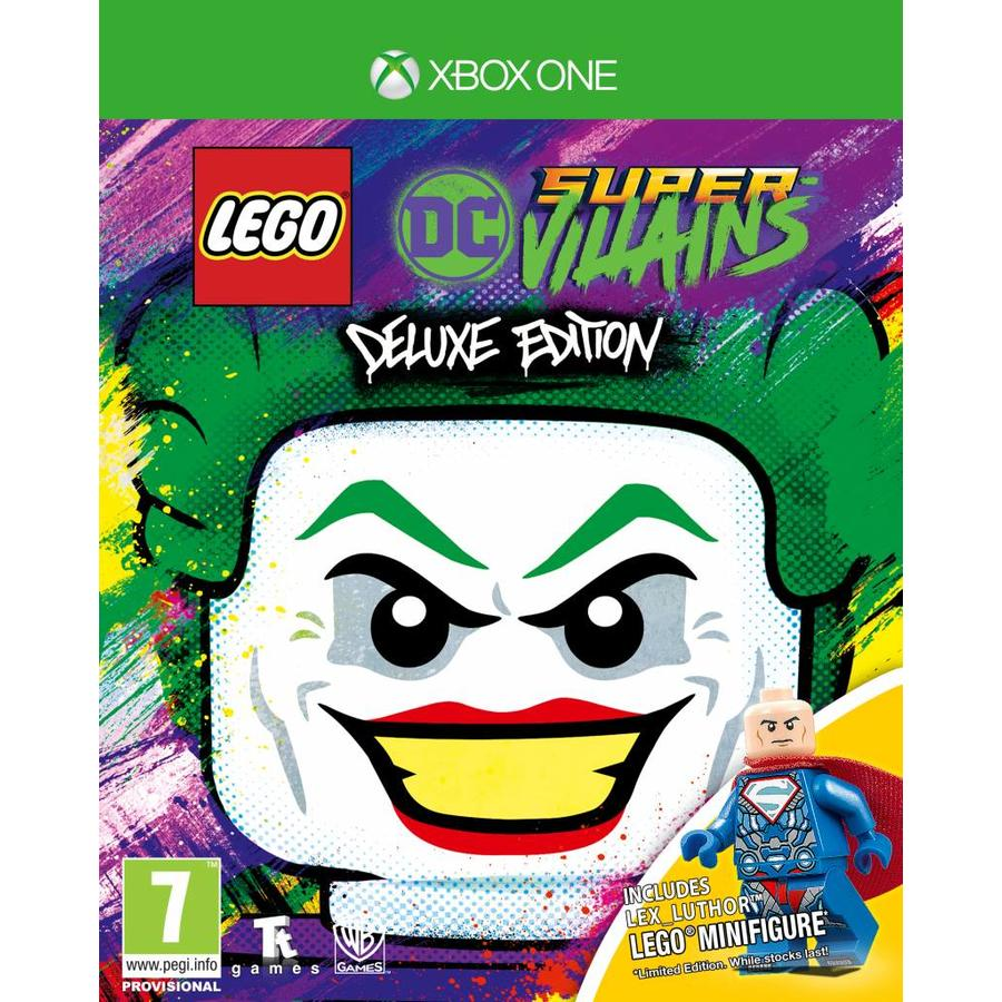 LEGO DC SUPERVILLAINS - Deluxe Edition - Xbox One