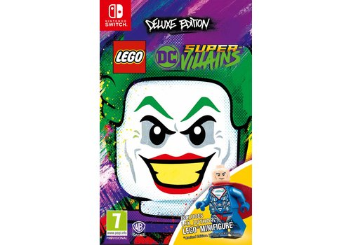 LEGO DC SUPERVILLAINS - Deluxe Edition - Nintendo Switch