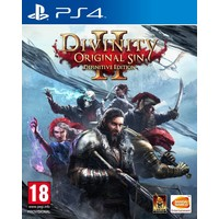 Divinity: Original Sin 2 Definitive Edition - Playstation 4