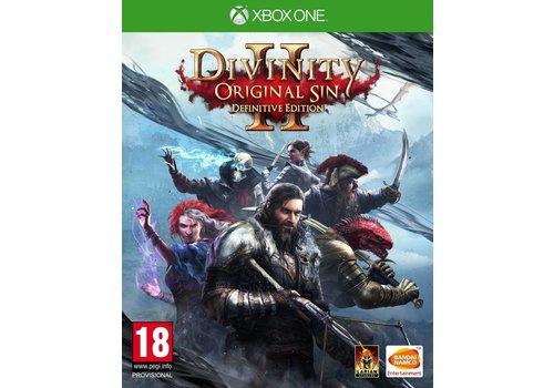 Divinity: Original Sin 2 Definitive Edition - Xbox One