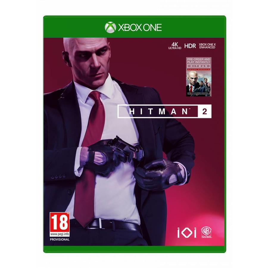 HITMAN 2 + Sniper Assassin DLC - Xbox One