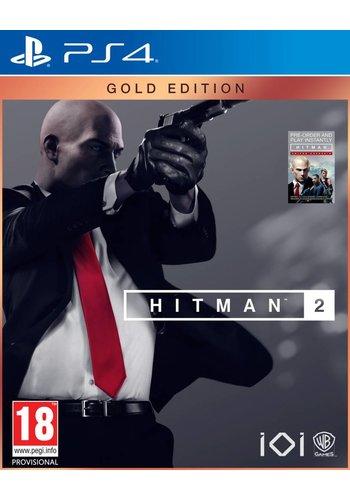 HITMAN 2 Gold Edition - Playstation 4