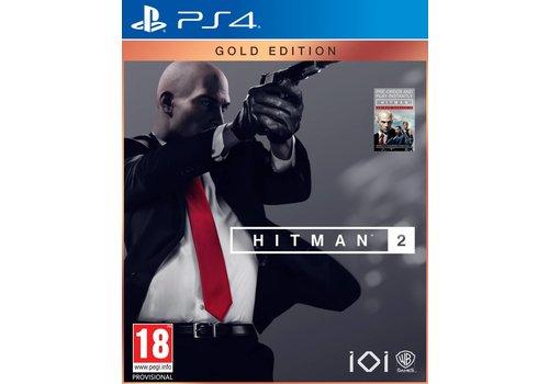 HITMAN 2 Gold Edition + Sniper Assassin DLC - Playstation 4