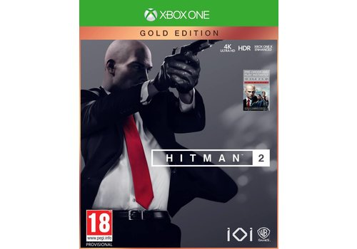 HITMAN 2 Gold Edition + Sniper Assassin DLC - Xbox One