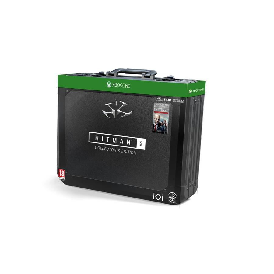 HITMAN 2 COLLECTORS EDITION - Xbox One