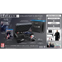HITMAN 2 Collectors Edition - Playstation 4