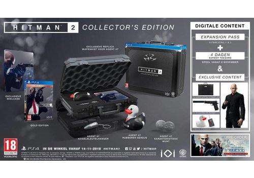 HITMAN 2 Collectors Edition + Sniper Assassin DLC - Playstation 4