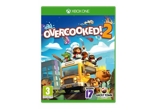 Overcooked 2- Xbox One