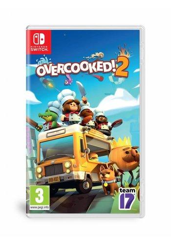Overcooked 2 - Nintendo Switch