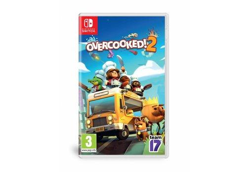 Overcooked 2- Nintendo Switch