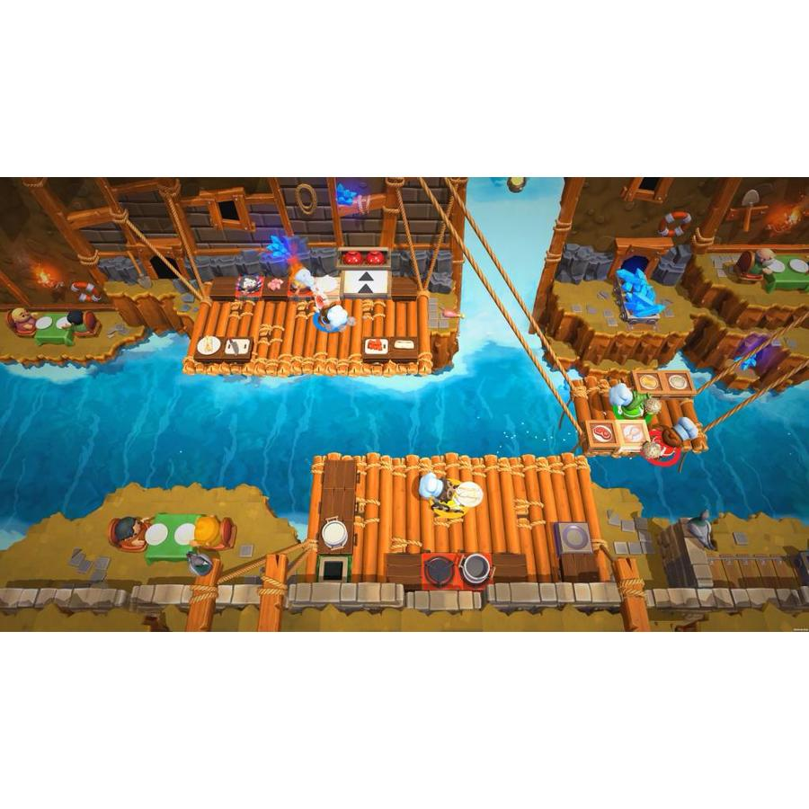 Overcooked 2- Playstation 4