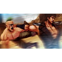Fist of the Northstar Lost Paradise - Playstation 4