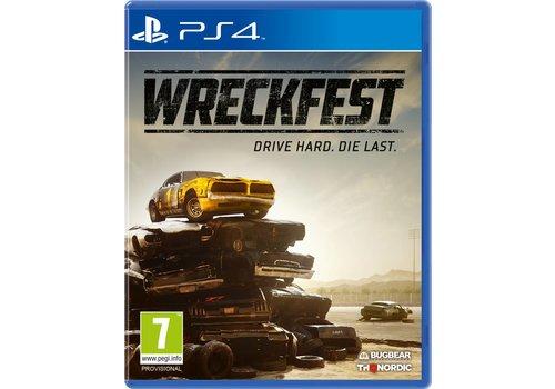 Koch Media Wreckfest - Playstation 4