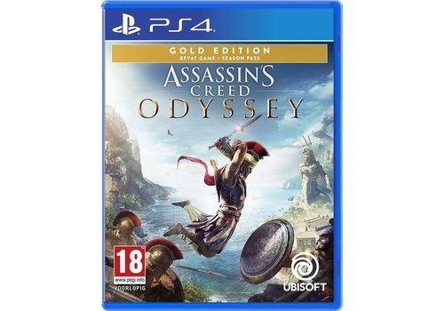 Assassin's Creed: Odyssey – Gold Edition - Playstation 4