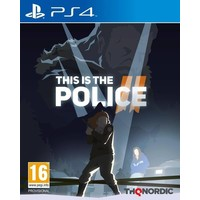 This is the Police 2 - Playstation 4