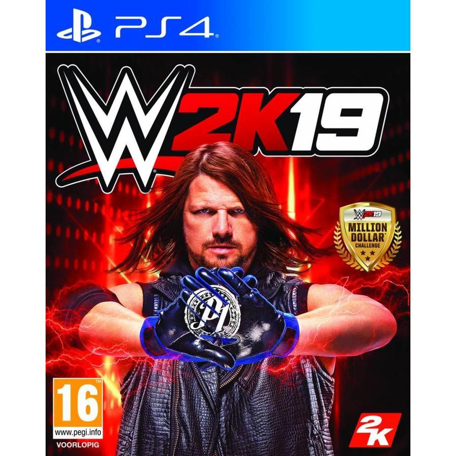WWE 2K19 + DLC - Playstation 4