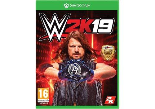 WWE 2K19 + DLC - Xbox One