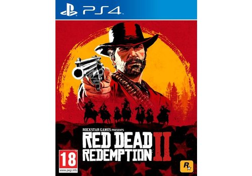 Red Dead Redemption 2 + DLC - Playstation 4
