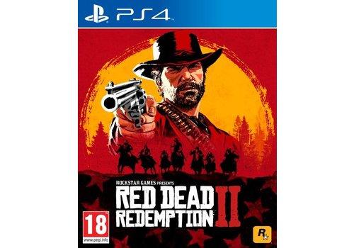 Red Dead Redemption 2 + Steelbook - Playstation 4