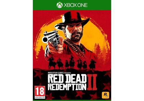 Red Dead Redemption 2 + DLC - Xbox One