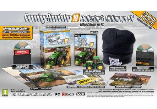 Farming Simulator 19 Collector's Edition - PC