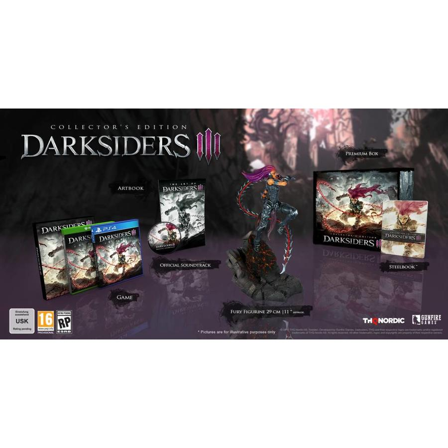 Darksiders 3 Collector's Edition - Playstation 4