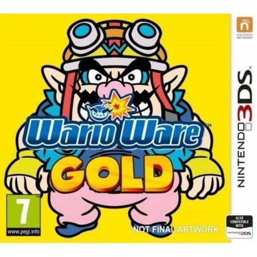 WarioWare Gold - Nintendo 3DS