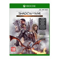 Shadow of War Definitive Edition - Xbox One