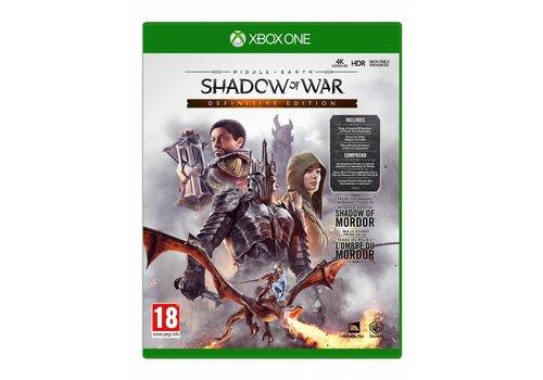 Shadow of War Definitive Edition - Xbox One