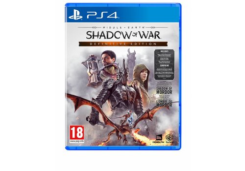 Shadow of War Definitive Edition - Playstation 4