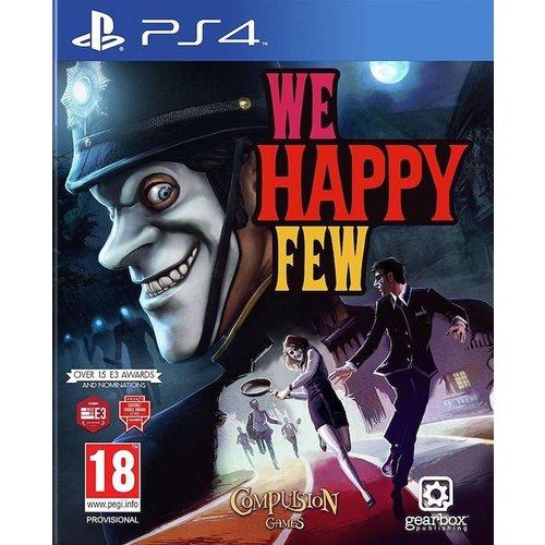 We Happy Few - Playstation 4