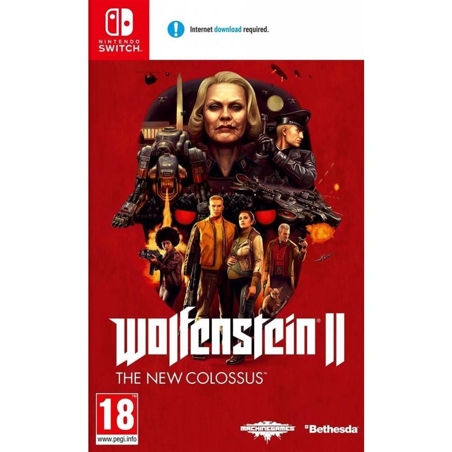 Wolfenstein II: The New Colossus - Nintendo Switch