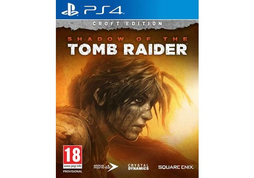 Shadow of the Tomb Raider Croft Edition - Playstation 4