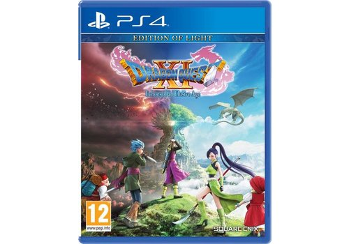 Dragon Quest XI Echoes Of An Elusive Age - Edition of Light - Playstation 4