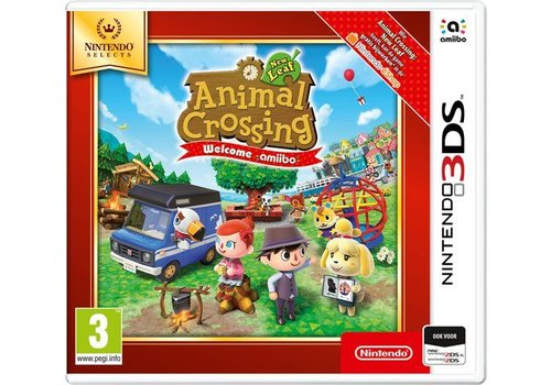 Animal Crossing: New Leaf (Nintendo Selects) - Nintendo 3DS