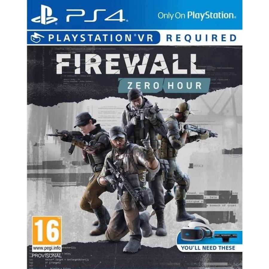 Firewall Zero Hour VR - Playstation 4