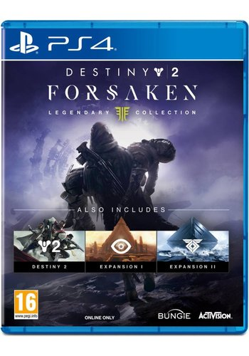 Destiny 2: Forsaken Legendary Collection - Playstation 4