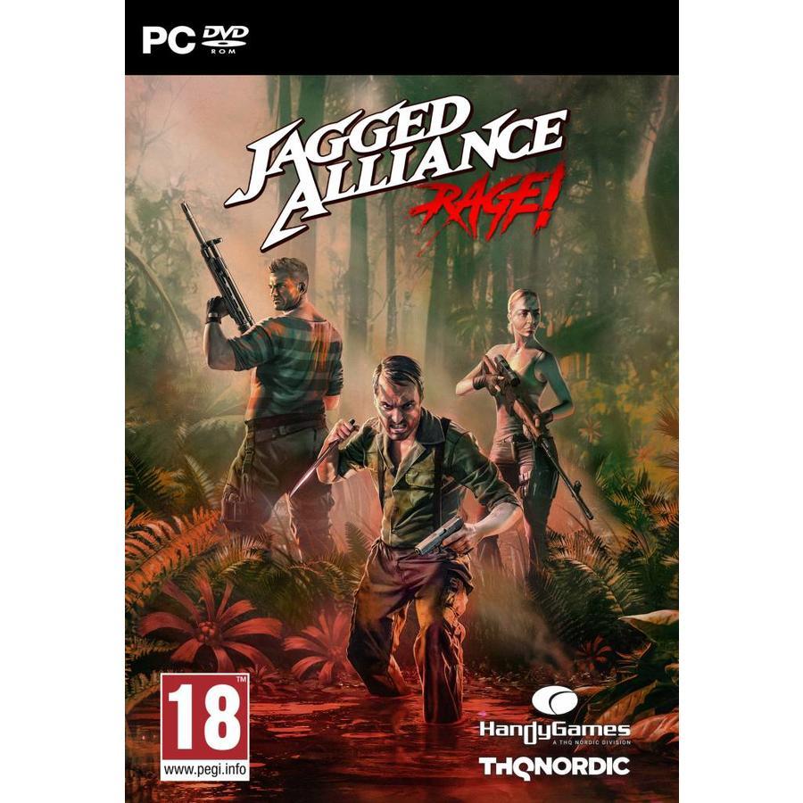 Jagged Alliance Rage - PC