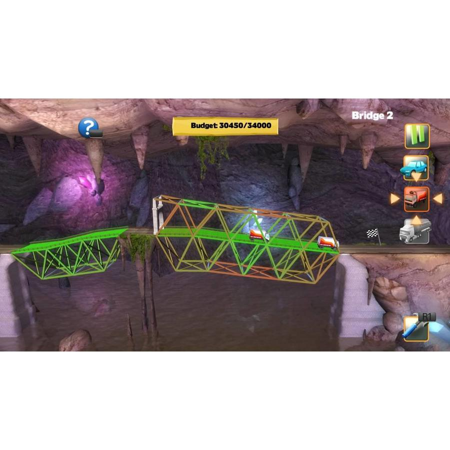 Bridge Constructor Compilation - Playstation 4