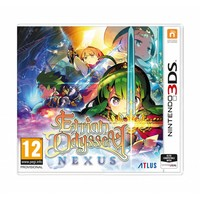 Etrian Odyssey Nexus - Nintendo 3DS
