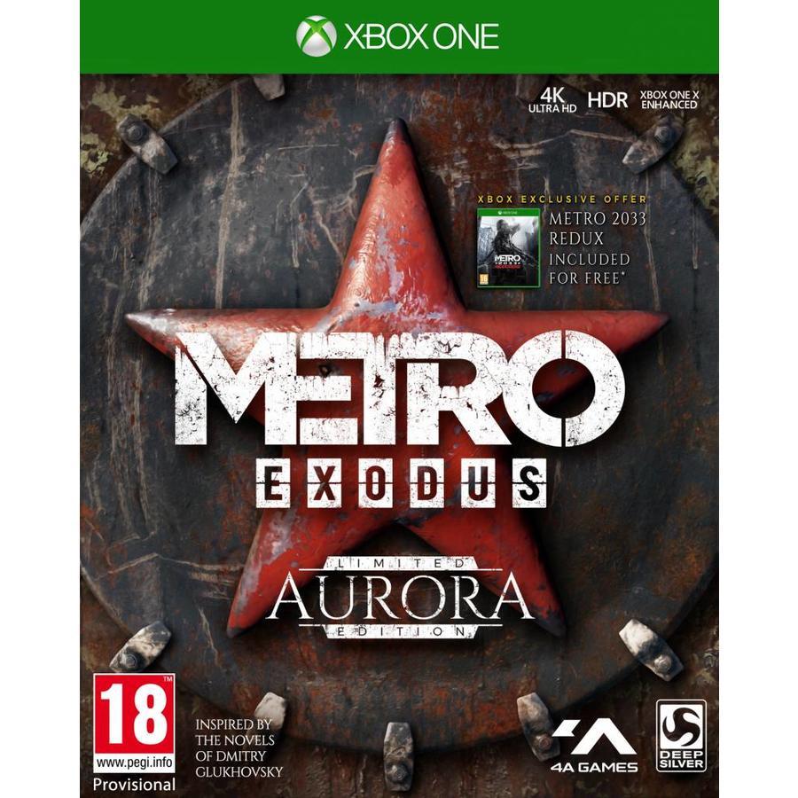 Metro Exodus Aurora Limited Edition - Xbox One