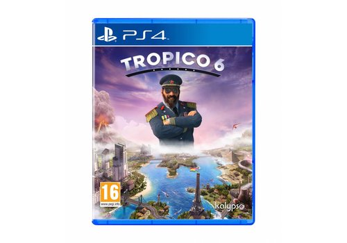 Tropico 6 - Playstation 4