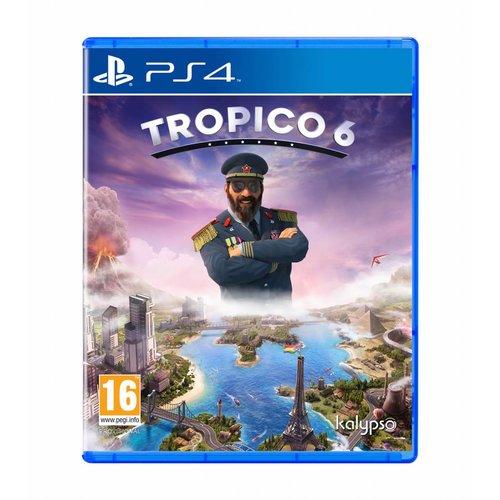 Tropico 6 EL Prez - Playstation 4