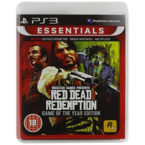 Red Dead Redemption GOTY - Playstation 3
