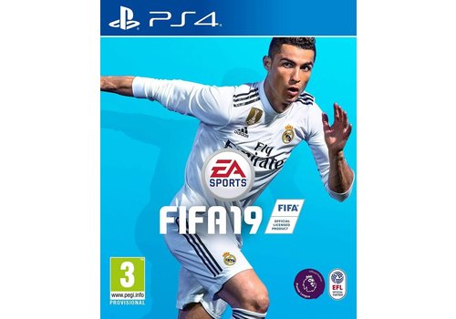 FIFA 19 + DLC - Playstation 4