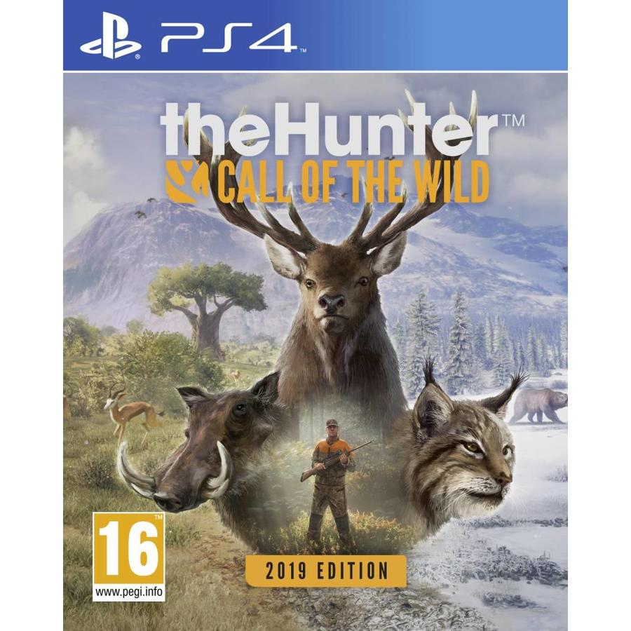 the Hunter - 2019 Edition - Playstation 4