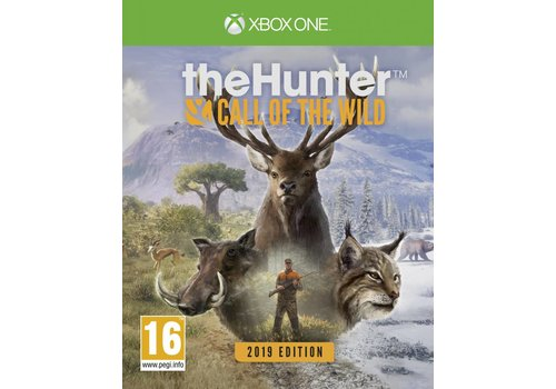 theHunter - 2019 Edition - Xbox One