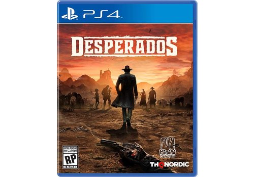 Desperados 3  - Playstation 4