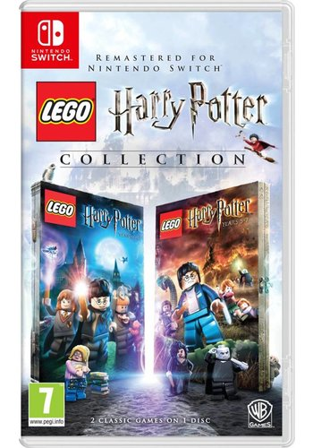 LEGO Harry Potter: Years 1-7 Collection - Nintendo Switch