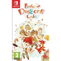 Little Dragons Cafe - Nintendo Switch